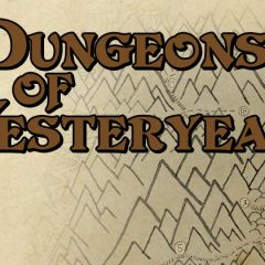 Dungeons of Yesteryear: From Peter Mullen