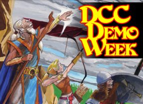 Last Sessions for DCC Demo Week!