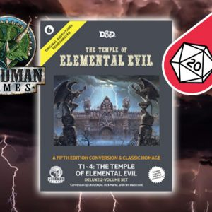 Temple of Elemental Evil Live Play Airs Tonight!