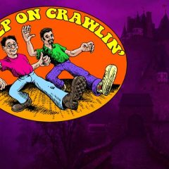 Keep Crawlin' With Mike and Brendan Gets Spooky Tonight On Twitch!