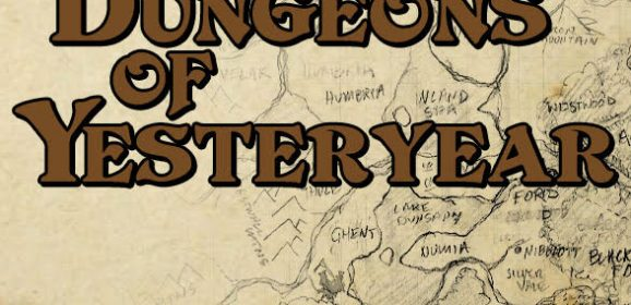Dungeons of Yesteryear: Stefan Poag
