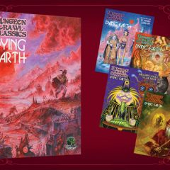DCC Dying Earth Kickstarter Is Live!