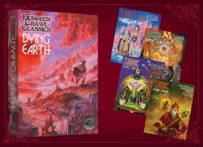 DCC Dying Earth Kickstarter Launches Thursday