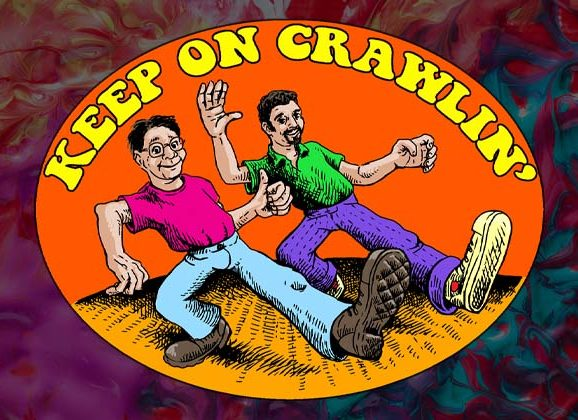 Tonight on Twitch: Keep on Crawling' with Mike and Brendan