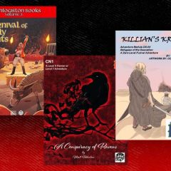 Phlogiston Tales Vol. 3 and More DCC Items New In The Online Store