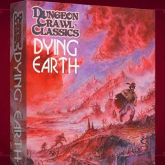 DCC Dying Earth Preview on Twitch Tonight!