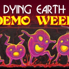 More DCC Dying Earth Demo Games!