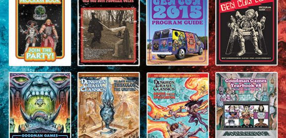 A Retrospective: Eight Years of Goodman Games Yearbooks