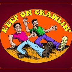 Special Guests Visit Keep Crawlin Tonight on Twitch