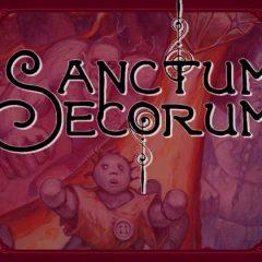 Sanctum Secorum Reading Room Premieres on Twitch Tonight!