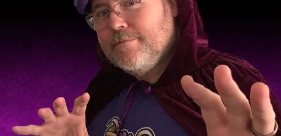 An Interview With The Purple Sorcerer
