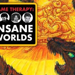 We Want You To Have A Strange Night At The Pint and Pony on the Next 1000 Insane Worlds