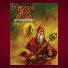 Back DCC Dying Earth for Exclusive New Rulebook Cover