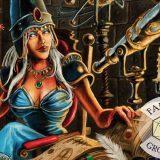 Adventurer's Almanac Now on Sale on Fantasy Grounds!