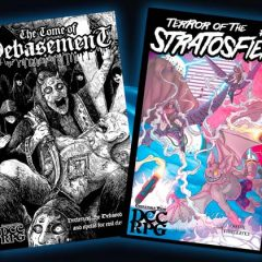 New in the Online Store: The Tome of Debasement and Terror of the Stratosfiend #3