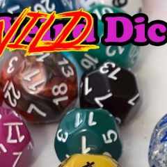 New Wild Dice in the Online Store