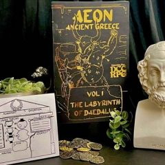 Support the New Ancient Greece DCC Zine on Kickstarter!