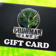 Gift Cards Now Available for the Online Store