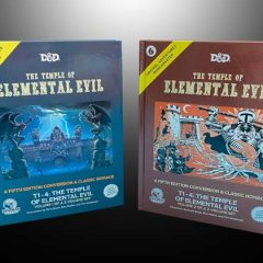 Watch Live-Play of Temple of Elemental Evil! Tonight and Sunday!