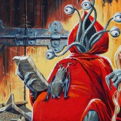 Adventures in Fiction: Fritz Leiber, H.P. Lovecraft, and the Origin of Sword-and-Sorcery Stories