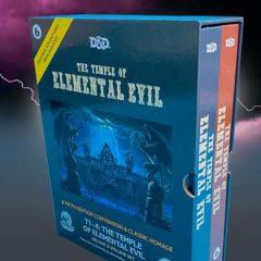New in the Online Store: The Temple of Elemental Evil