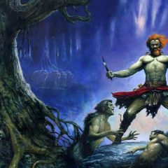 Ten Sword-and-Sorcery Tales For the Haunting Season