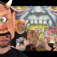 Watch The First Episode of FEEDING THE CYCLOPS!