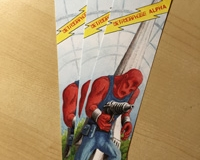 Metamorphosis Alpha bookmarks