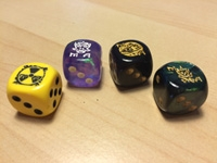 Metamorphosis Alpha dice