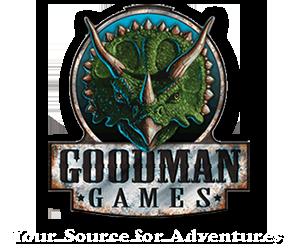 Goodman Games | Xcrawl